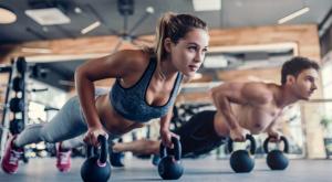 Fitness Bladel