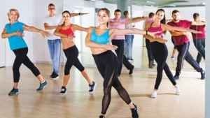 Zumba fitness nederland
