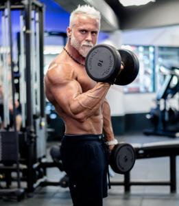 geschiedenis van fitness